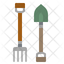 Fork Knife Hand Icon
