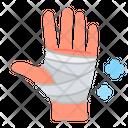 Hand Treatment Icon