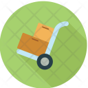 Hand-trolley Icon