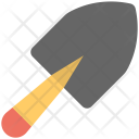 Hand Trowel Digging Icon
