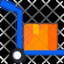 Hand-truck Icon
