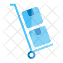Box Carrier Ecommerce Business Icon