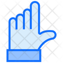 Hand Up Hand Up Icon