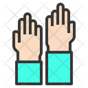 Hand up agree Icon