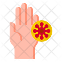 Handwash Coronavirus Covid Icon
