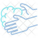 Soap Soap Foam Cleanning Hand Icon