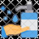Hand Wash Hygiene Soap Icon