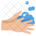 Hand Wash Clean Icon