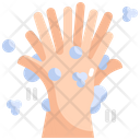 Hand Washing Wash Icon