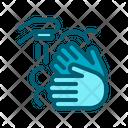 Soap Hygiene Hand Icon
