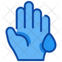 Hand Hygienic Coronavirus Icon