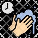 Hand Wash Hygiene Icon