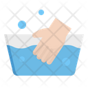 Wash Clean Hand Icon