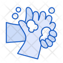 Wash Hand Clean Soap Icon