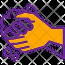 Hand Antibacterial Wash Icon