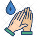 Hand Wash Hand Clean Cleaning Icon