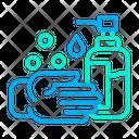 Clean Hand Hygine Icon