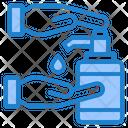 Clean Hygiene Gel Icon