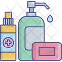 Handwash Bath Cleaning Icon