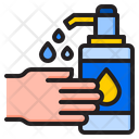 Hygiene Handwash Clean Icon