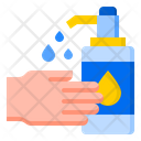 Hygiene Handwash Clean Icon