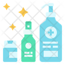 Protection Healthcare Hand Gel Icon