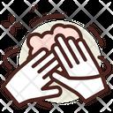 Hand Wash Technique Wash Technique Hand Icon