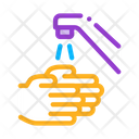 Tap Faucet Design Icon