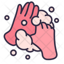 Wash Hands Cleaning Icon