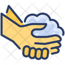 Hand Washing Clean Icon