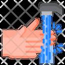 Clean Hygiene Handwash Icon