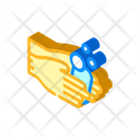 Washing Hand Soap Icon