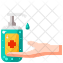 Clean Soap Washing Icon