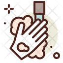 Hand Washing Hand Wash Cleaning Hand Icon