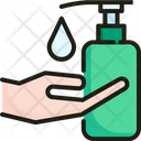 Hygiene Clean Soap Icon