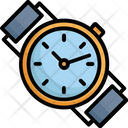 Hand Watch Meeting Time Timer Icon
