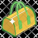 Duffle Bag Gym Bag Holdalls Icon