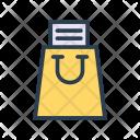 Handbag Carry Shopping Icon