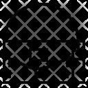 Handbag Female Accessory Icon