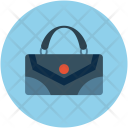 Handbag Lady Purse Icon