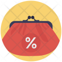 Handbag Sale Icon