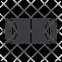 Handball Sport Game Icon