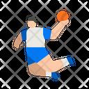 Handball Handball Player Handball Play Icon