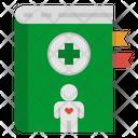 Handbook Book Medicine Icon