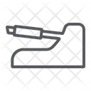 Handbrake Auto Part Icon