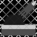 Handbrake Automobile Brake Icon
