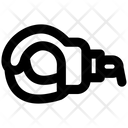 Handcuff Prisoner Jail Icon