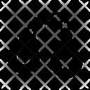 Handcuff Hacker Cybercrime Icon