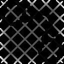 Handcuff Speed Cuffs Crime Icon