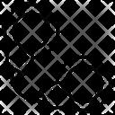 Handcuff Arrest Prision Icon